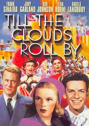 TIL THE CLOUDS ROLL BY BY SINATRA,FRANK (DVD)